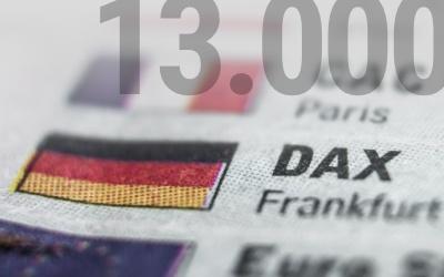 Warum der Dax bei 13.000 für Private Banker ein Problem ist